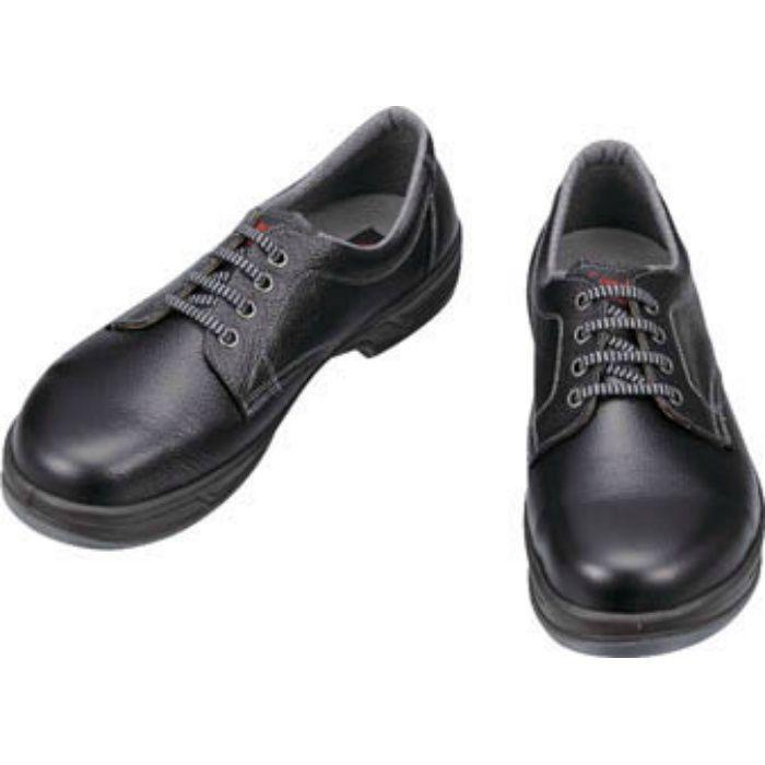 SS1124.0 安全靴 短靴 SS11黒 24.0cm
