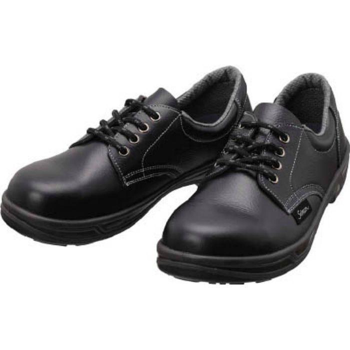 SS1127.0 安全靴 短靴 SS11黒 27.0cm