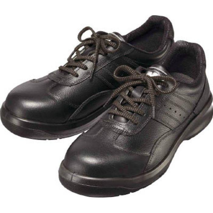 G3551BK26.5 レザースニーカータイプ安全靴 G3551