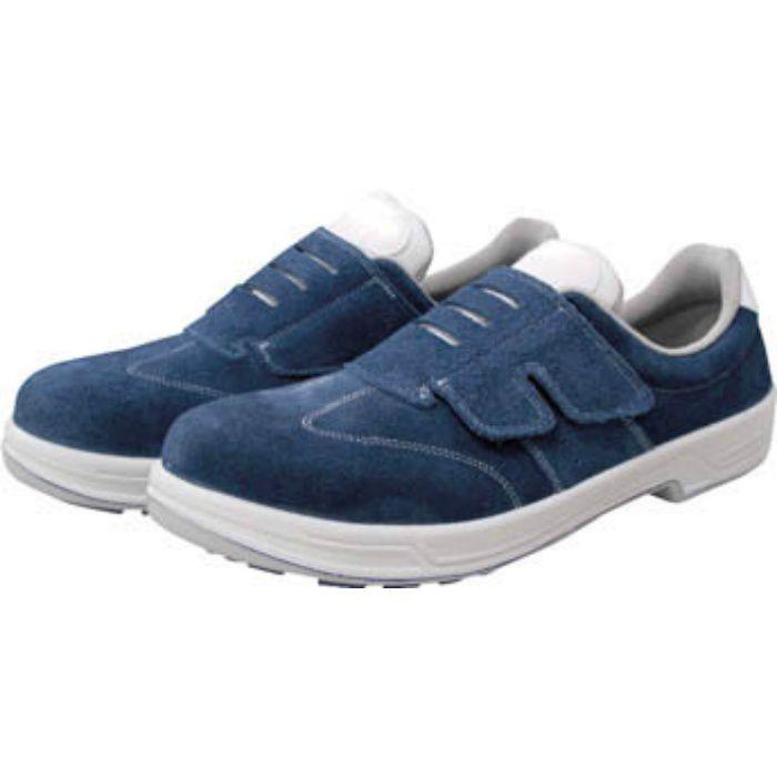 SS18BV24.0 安全靴 短靴マジック式 SS18BV 24.0cm