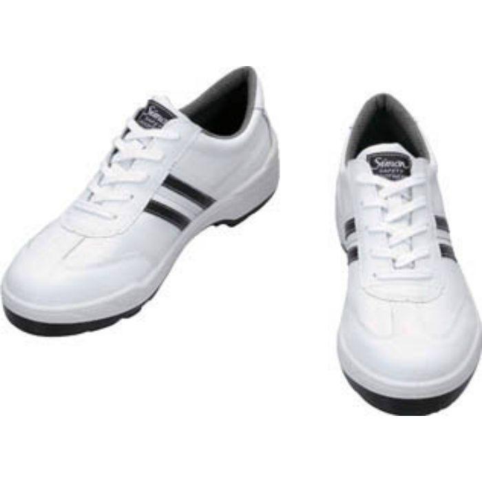 BZ11W25.0 安全靴 短靴 BZ11-W 25.0cm