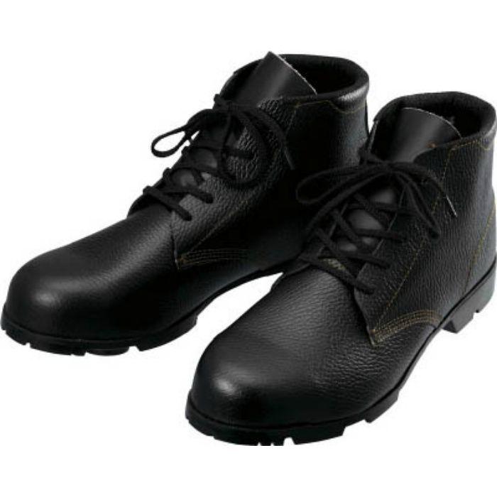 AS2227.5 安全靴 編上靴 AS22 27.5cm