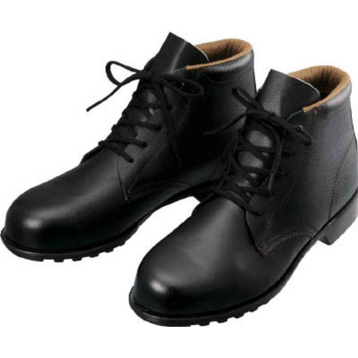 FD2224.0 安全靴 編上靴 FD22 24.0cm