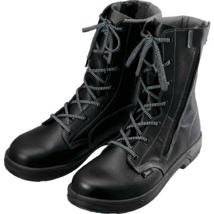 SS33C23.5 安全靴 長編上靴 SS33C付 23.5cm