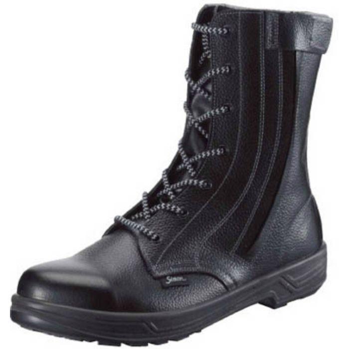 SS33C24.5 安全靴 長編上靴 SS33C付 24.5cm