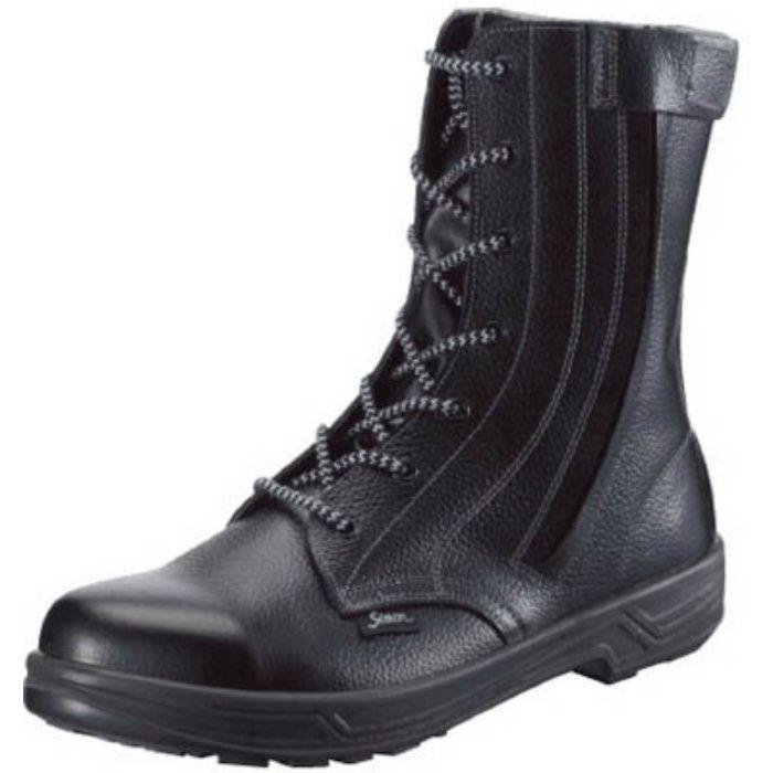SS33C25.5 安全靴 長編上靴 SS33C付 25.5cm