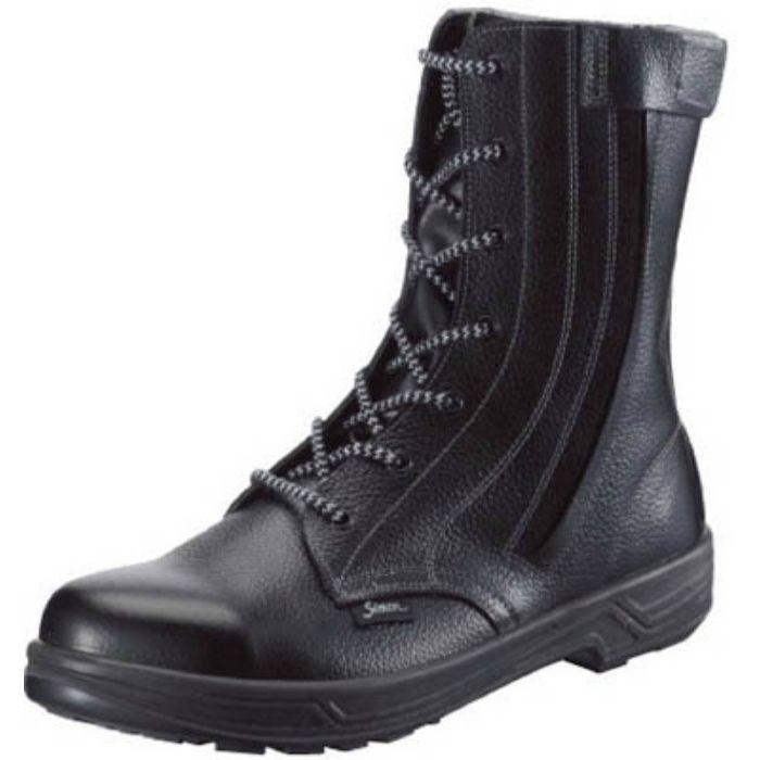 SS33C26.5 安全靴 長編上靴 SS33C付 26.5cm