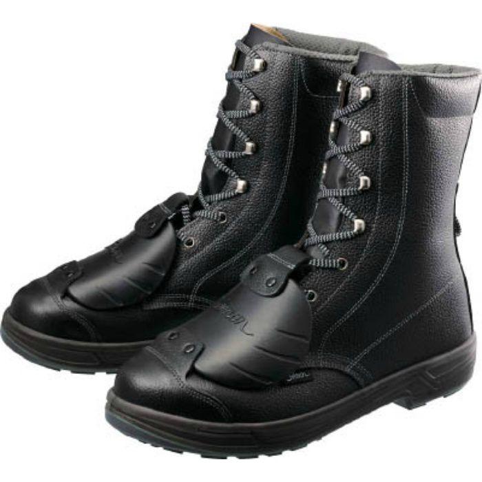 SS33D627.5 安全靴甲プロ付 長編上靴 SS33D-6 27.5cm
