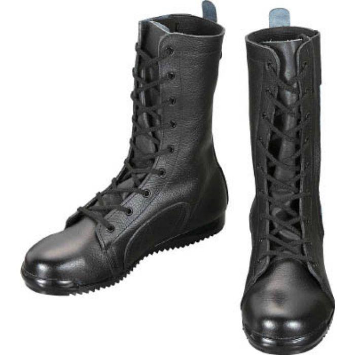 303324.5 安全靴高所作業用 長編上靴 3033都纏 24.5cm