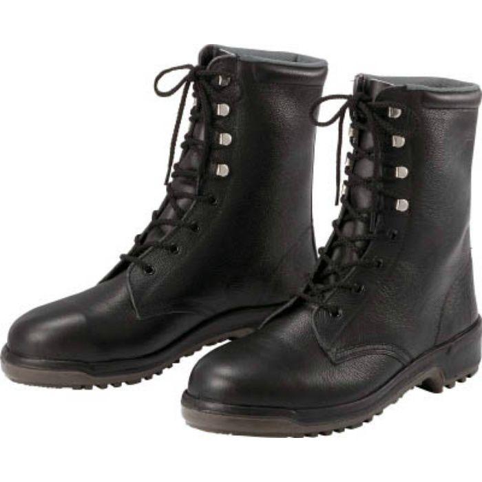 MZ030J24.5 安全長編上靴 24.5cm