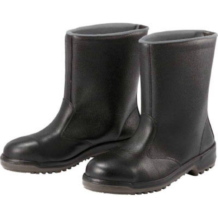 MZ040J24.0 安全半長靴 24.0cm