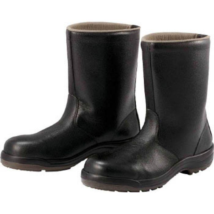 CF14023.5 ウレタン2層底 安全靴 半長靴 CF140 23.5CM