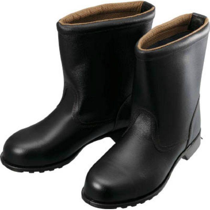 FD4425.5 安全靴 半長靴 FD44 25.5cm