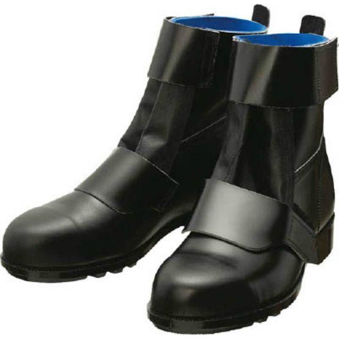 52824.5 安全靴 溶接靴 528溶接靴 24.5cm