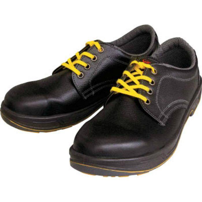 SS11BKS23.5 静電安全靴 短靴 SS11黒静電靴 23.5cm