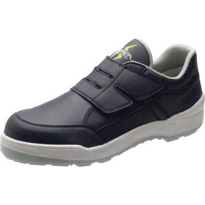 8818BUS28.0 静電プロスニーカー 短靴 8818N紺静電仕様 28.0cm