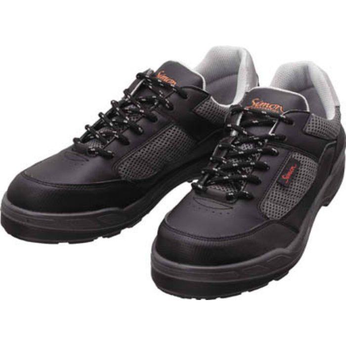 8811BK23.5 プロスニーカー 短靴 8811ブラック 23.5cm