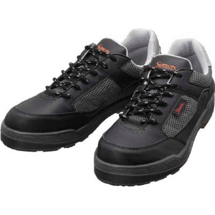 8811BK25.5 プロスニーカー 短靴 8811ブラック 25.5cm