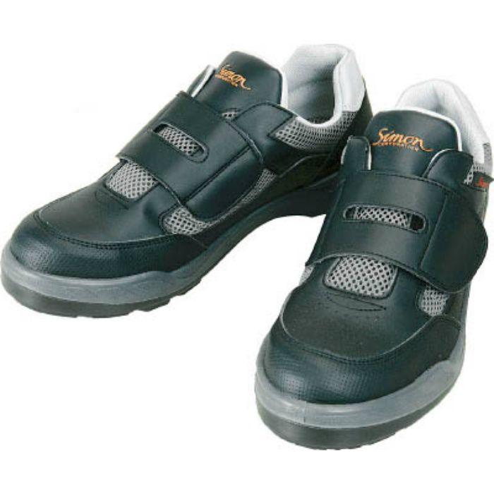 881824 プロスニーカー 短靴 8818ブラック 24.0cm