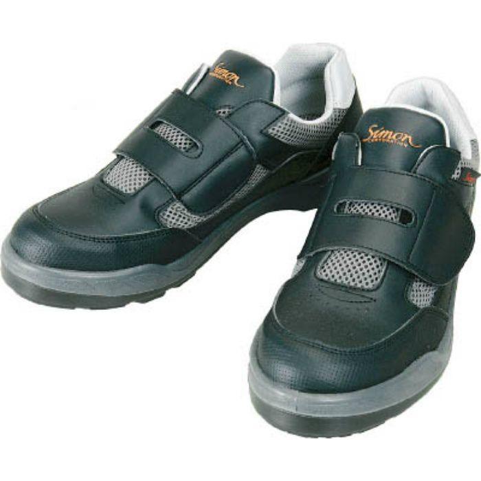 881824.5 プロスニーカー 短靴 8818ブラック 24.5cm