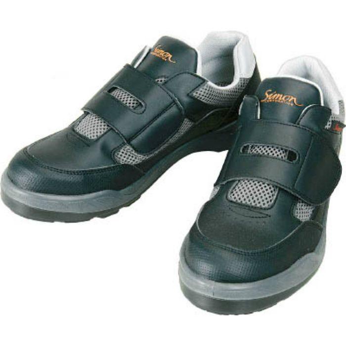 881825.5 プロスニーカー 短靴 8818ブラック 25.5cm