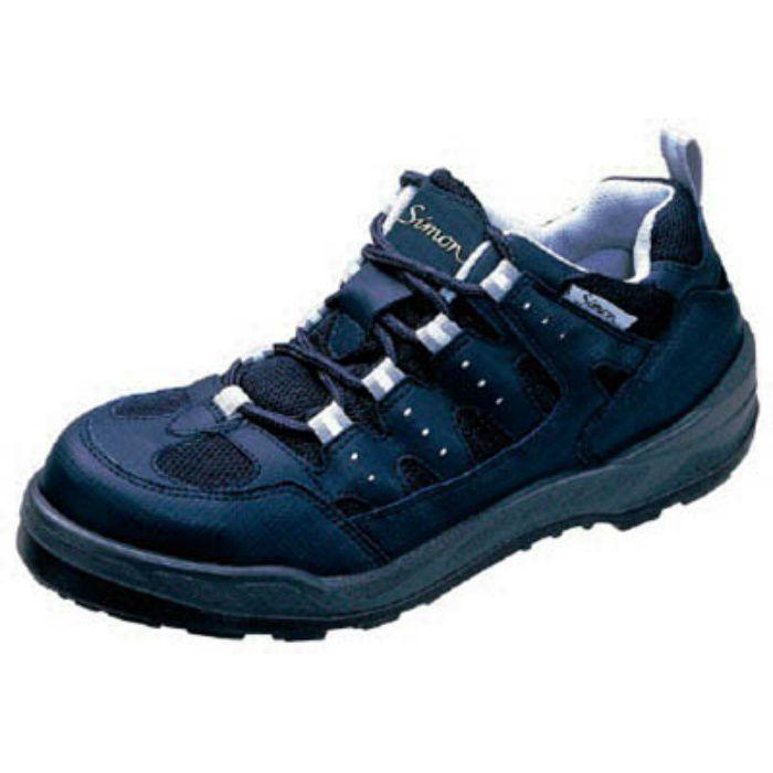 8800BU26.5 プロスニーカー 短靴 8800紺 26.5cm