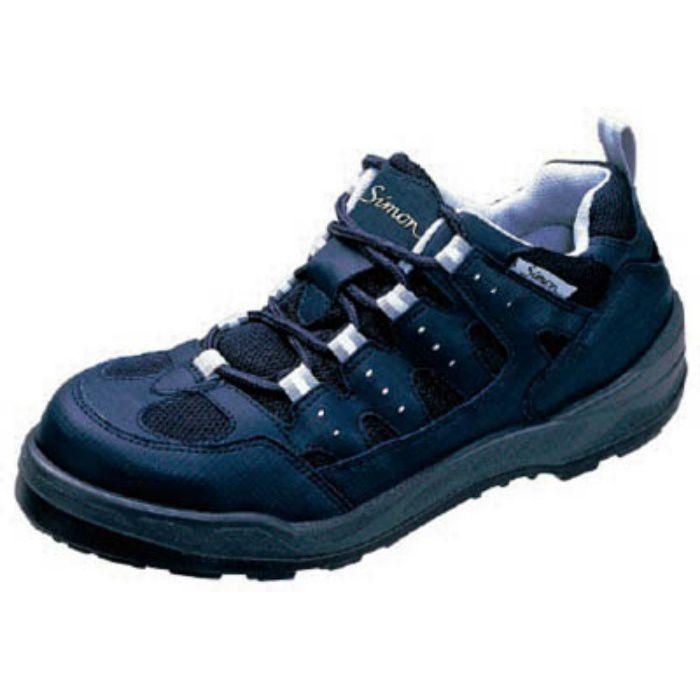 8800BU28.0 プロスニーカー 短靴 8800紺 28.0cm