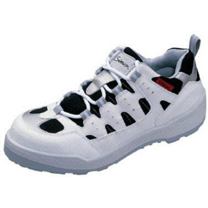 8800W28.0 プロスニーカー 短靴 8800白/黒 28.0cm