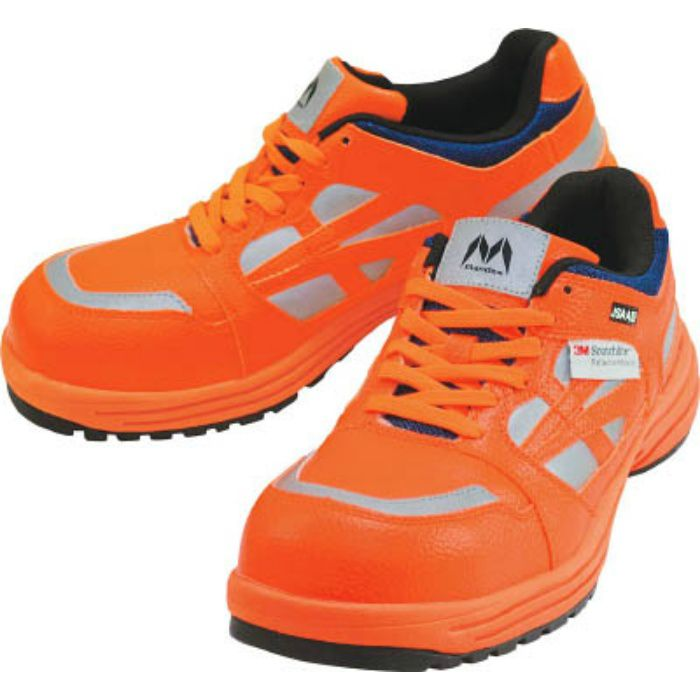 MNDM781O275 マンダムセーフティー#781 オレンジ 27.5cm