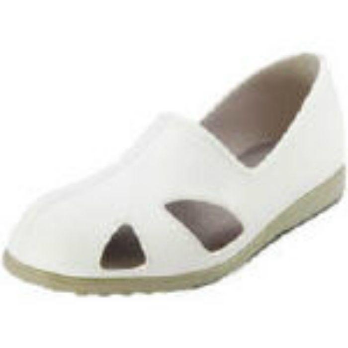 CA6022.0 静電作業靴 サンダルタイプ CA-60 22.0cm