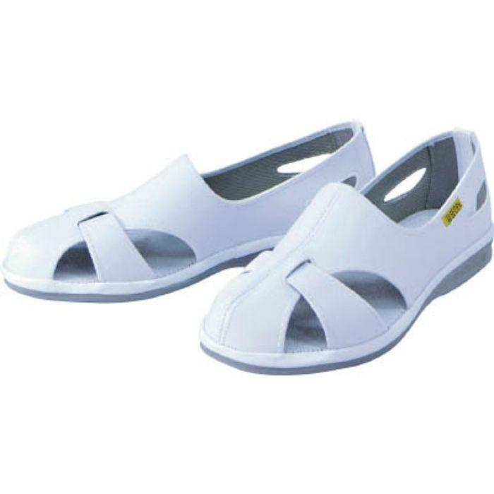 ELEPASSCOOL22.0 静電作業靴 エレパスクール 22.0CM