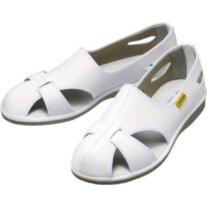 ELEPASSCOOL24.5 静電作業靴 エレパスクール 24.5CM