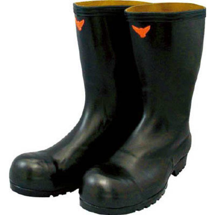 SB02125.5 安全耐油長靴(黒)