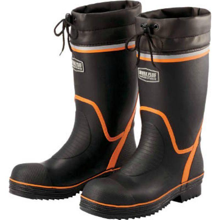 766NP424.5 踏抜き防止板・ワイド樹脂先芯入り長靴 766NP-4 24.5CM