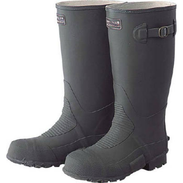 DSL 土木作業長靴緑25.5cm