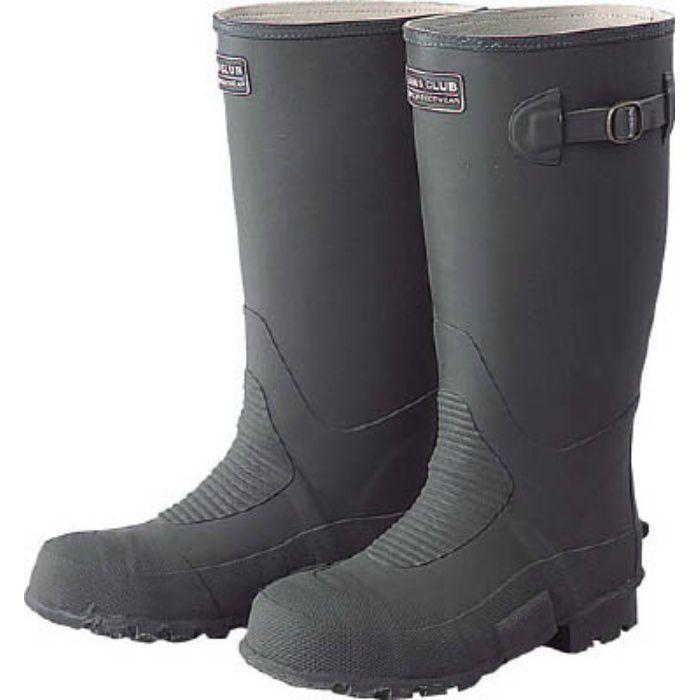 DSXL 土木作業長靴緑28.0cm