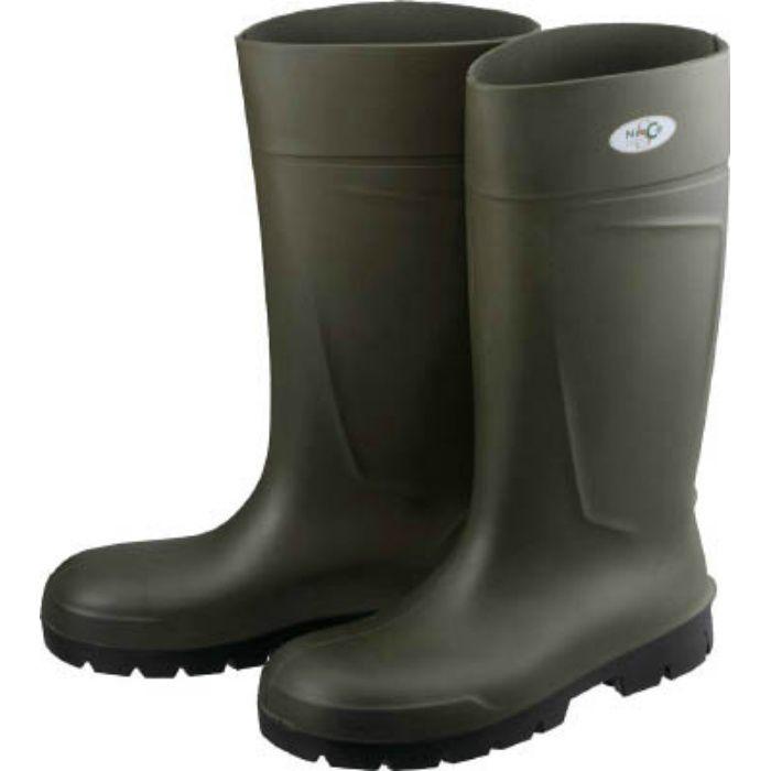 SFB27.0 安全長靴 ウレタンブーツ 27.0cm
