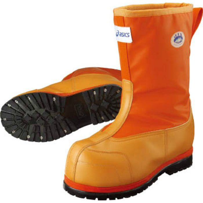 FPB001.0927.5 作業用防寒靴 W-DX-II オレンジ 27.5cm