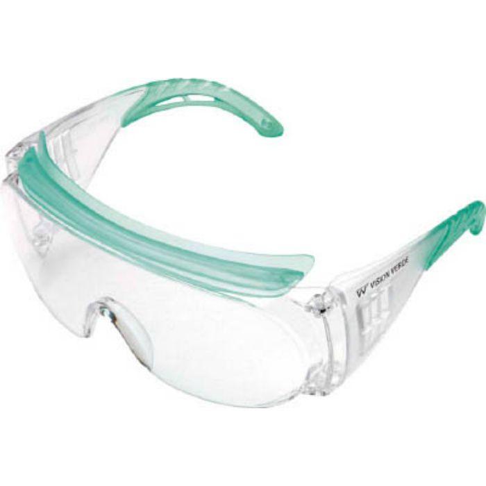 VS301F 一眼型 保護メガネ オーバーグラス