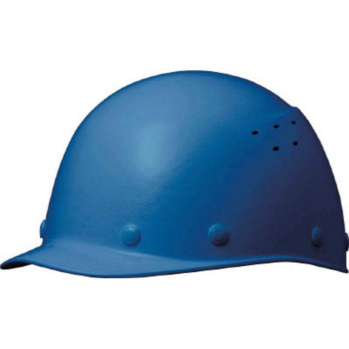 SC9FVRAKPBL FRP製ヘルメット 野球帽型 通気孔付