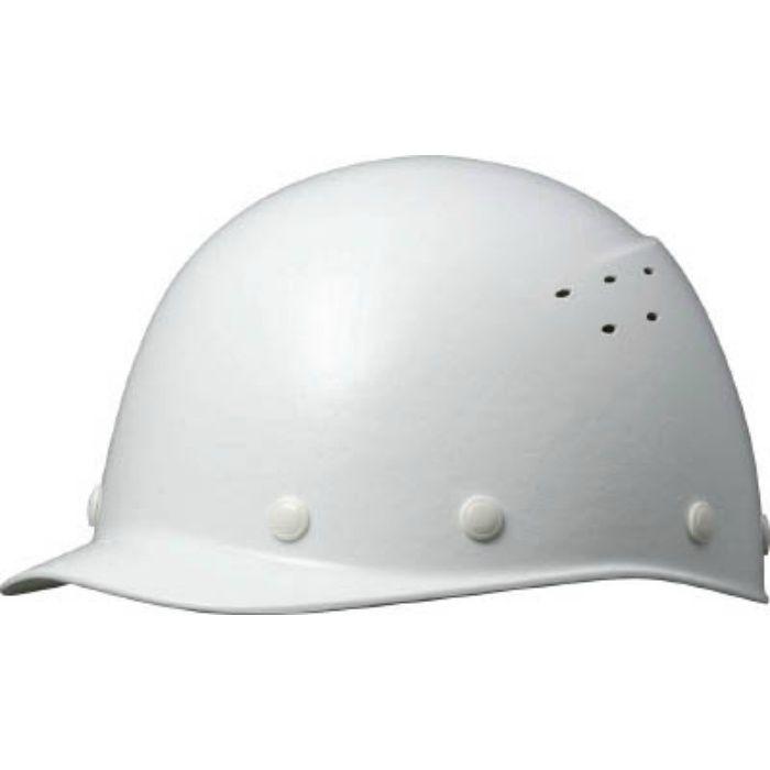 SC9FVRAKPW FRP製ヘルメット 野球帽型 通気孔付