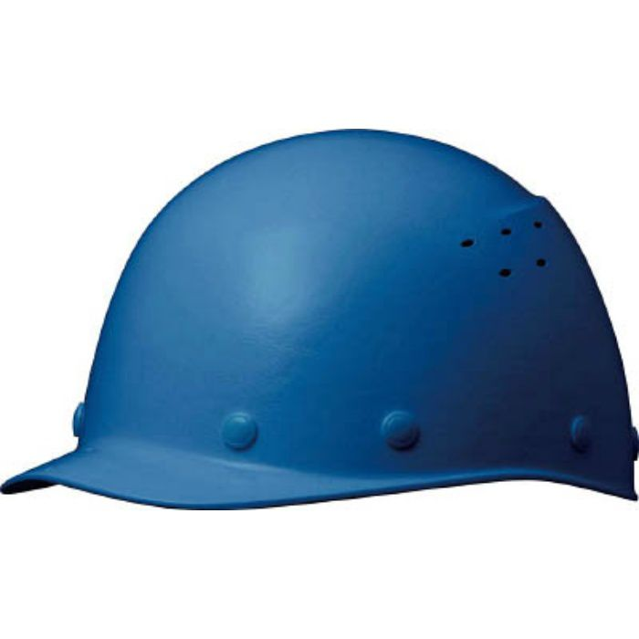 SC9FVRABL FRP製ヘルメット 野球帽型 通気孔付