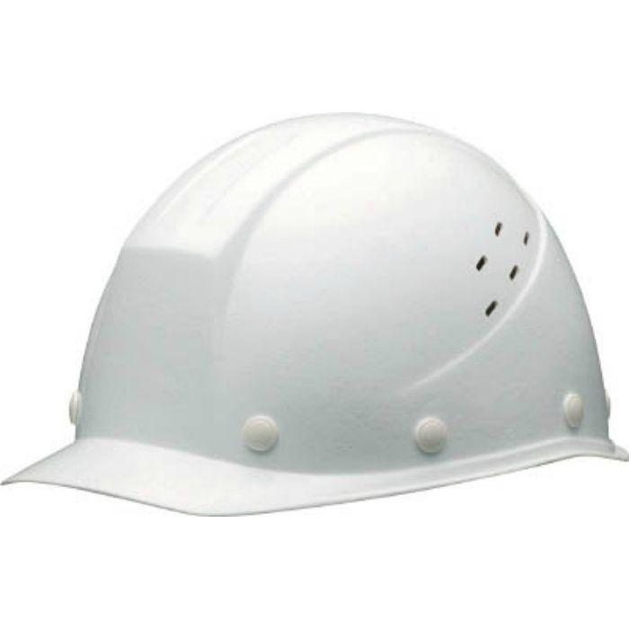SC11FVHRAKPW FRP製ヘルメット 遮熱タイプ 通気孔付