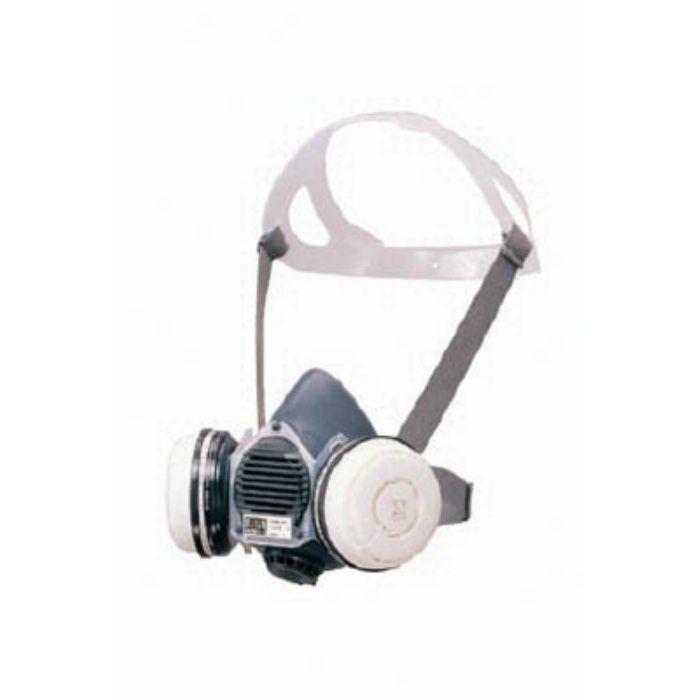 GM81SM 防毒マスク吸収缶面体