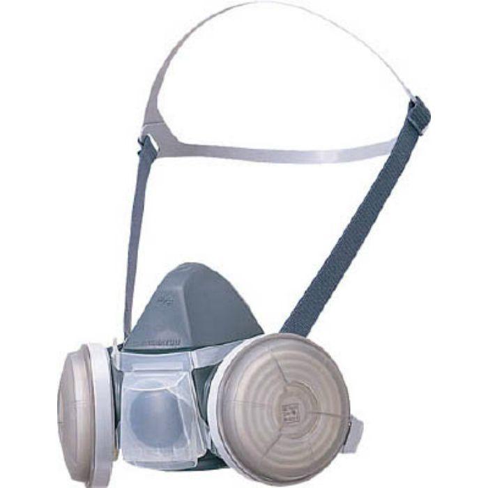 【入荷待ち】DR22RML 取替え式防じんマスク