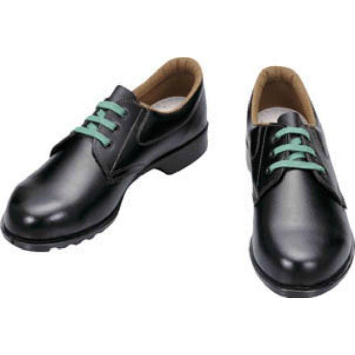 FD11MT23.5 作業靴 短靴 FD11M絶縁ゴム底靴 23.5cm