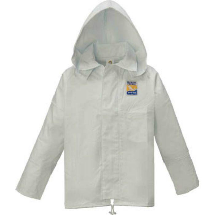 12020610 マリンエクセル ジャンパー ホワイト 3L