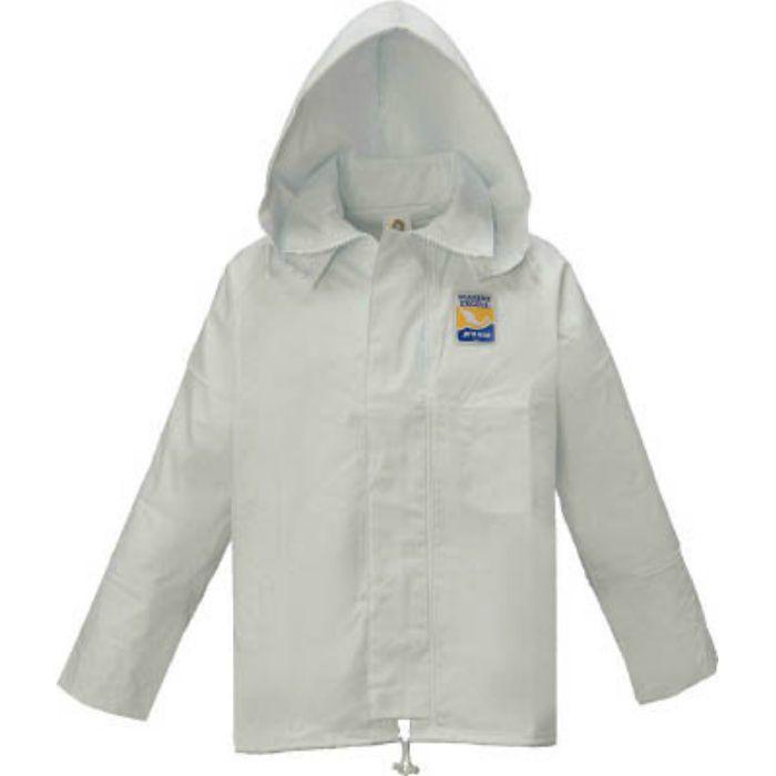12020612 マリンエクセル ジャンパー ホワイト L