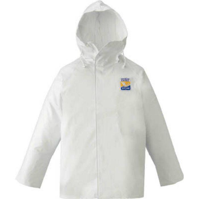 12030612 マリンエクセル パーカー ホワイト L