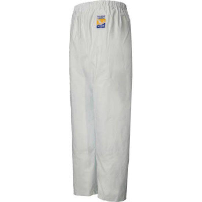 12050612 マリンエクセル 並ズボン膝当て付き ホワイト L
